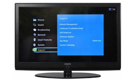 Come dare a una tv Samsung la lista italiana dei canali